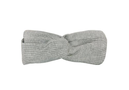 MY JEWELLERY HEADBAND RIB GREY