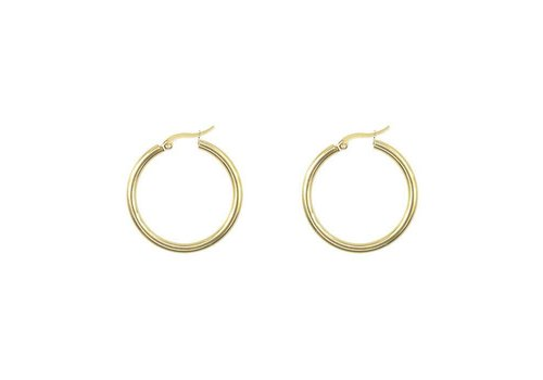 MY JEWELLERY EARRINGS BASIC GOLD