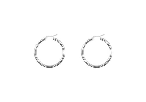 MY JEWELLERY EARRINGS BASIC SILVER