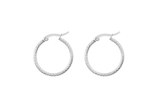 MY JEWELLERY EARRING RUIT SMALL SILVER