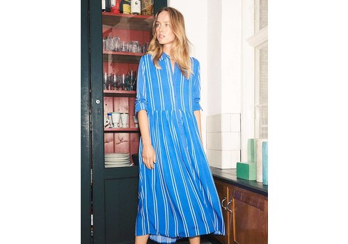 MBYM BLUE ELLIA DRESS