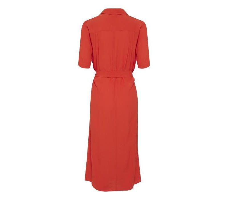 IHIDAHO RED DRESS