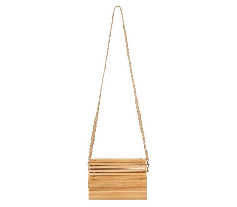 BAMBOO BAG BROWN