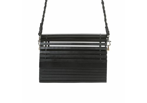 yehwang BAMBOO BAG BLACK