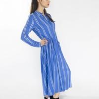 BLUE ELLIA DRESS