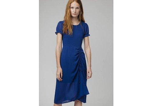 WILD PONY BLUE TIGHT DRESS
