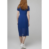 BLUE TIGHT DRESS