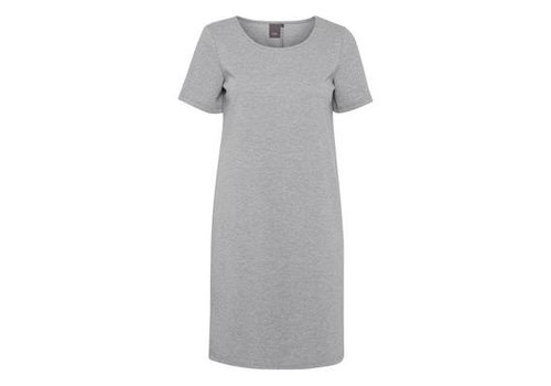ICHI IHKATE DRESS GREY