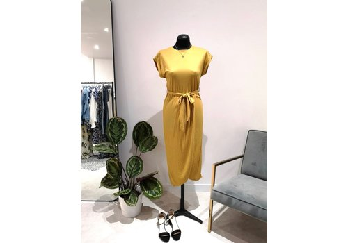 DORIAN YELLOW DRESS