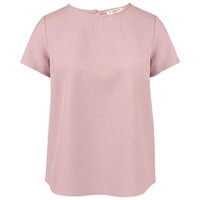 PINK CASUAL BLOUSE