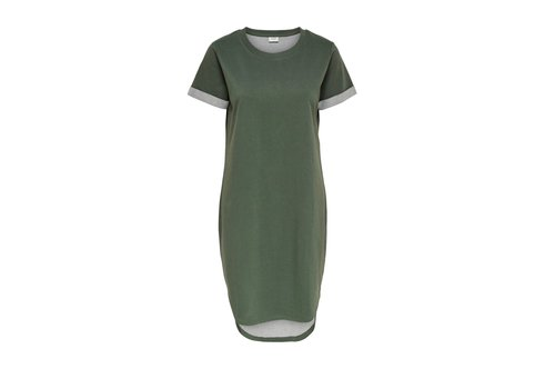IVY DRESS GREEN