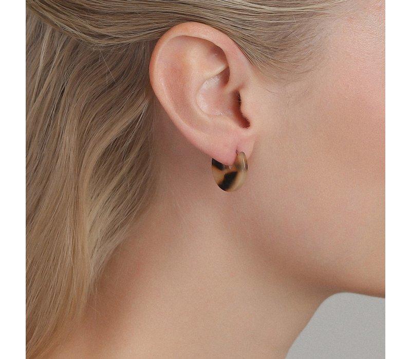 MIKA BROWN EARRINGS