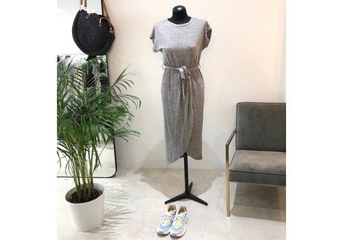 NOT FEELING GREY DRESS - ONE SIZE