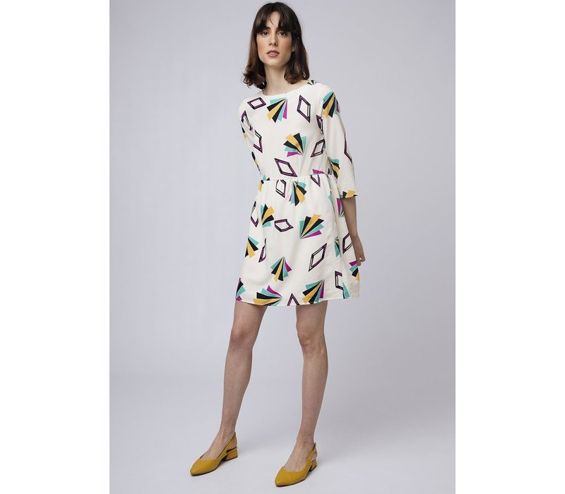 GEOMETRY DRESS SHORT
