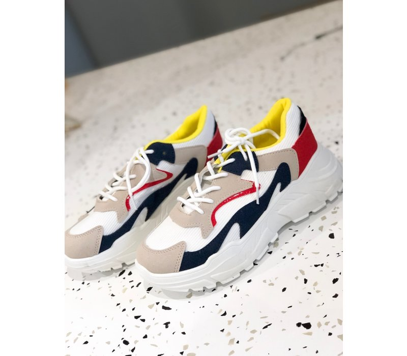 COLOR DAD SNEAKERS
