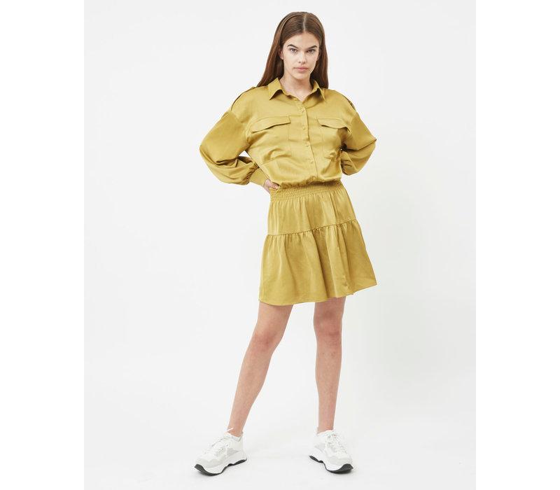 ARINA DRESS GOLDEN