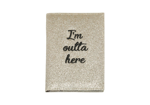 OUTTA HERE PASSPORT CASE