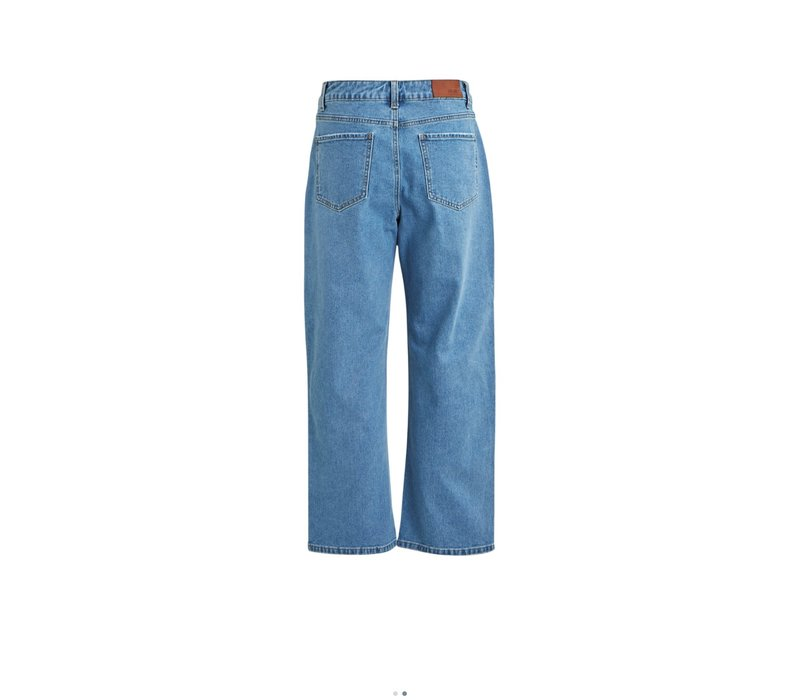 OBJMOJI JEANS LIGHT BLUE