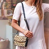 CHEETAH SHOULDERBAG