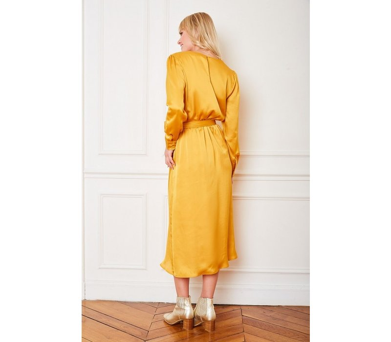 SUNSHINE JULIANNE DRESS