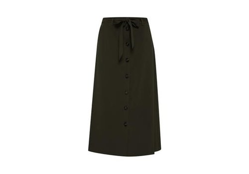 Byoung BYDANTA SKIRT BLACK