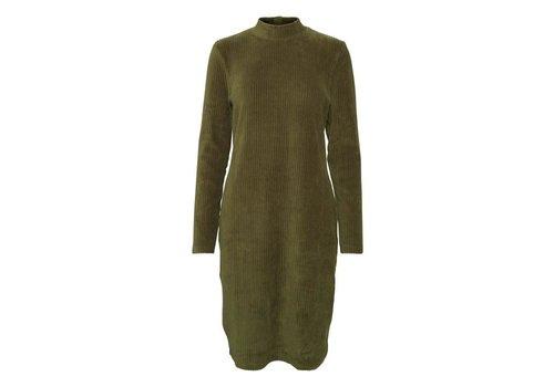 BYPONSA GREEN DRESS