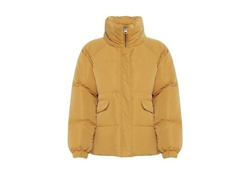 IHHALEY YELLOW WARMEST JACKET EVER