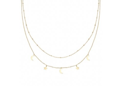 BEYOND THE STARS NECKLACE