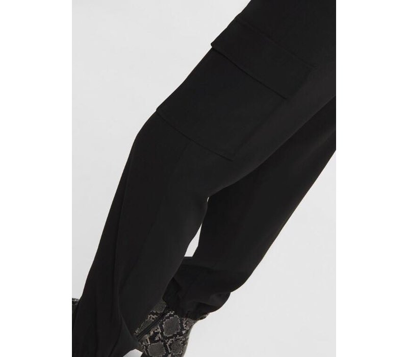 JDYZANE POCKET PANTS BLACK