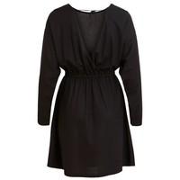 OBJFREYA DRESS BLACK