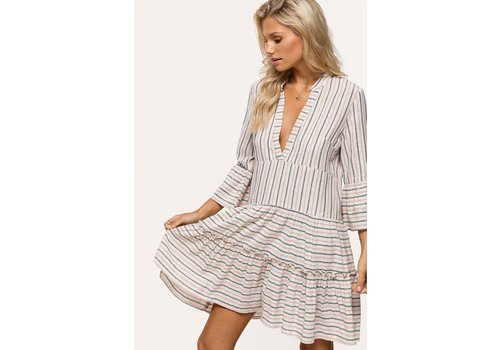 STRIPES ON ME DRESS