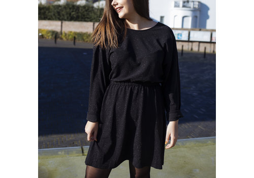 OBJFREYA DRESS BLACK