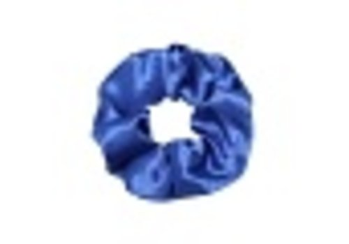 SCRUNCHIE SWEET AS SATIN BLUE