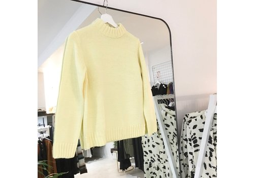 BYMYRA JUMPER YELLOW