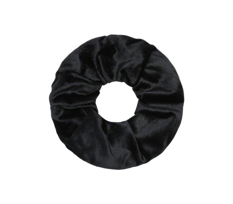 SCRUNCHIE WINTER BLACK