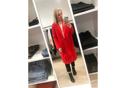 JULES RED COAT