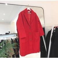 JULES RED COAT