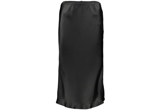JDYPERFECT BLACK MIDI SKIRT