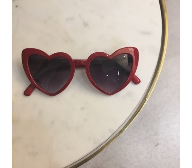 HEART SUNGLASS
