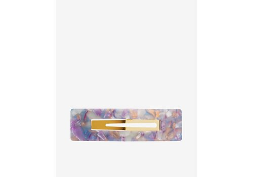 ANGLE HAIRCLIP LIGHT PURPLE