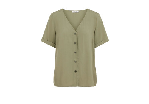 PCCECILIE GREEN TOP