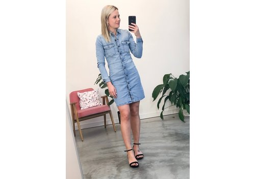 JDYSANNA DENIM DRESS