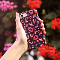 IPHONE HARDCASE PINK LEOPARD IPHONE 6/7/8