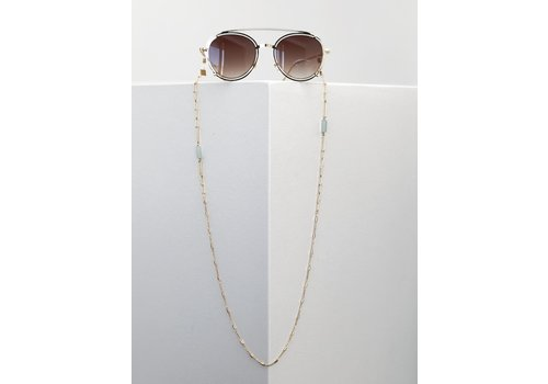 SUNGLASSES CORD - TOUCH OF PASTEL