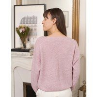 CAMIE LILA KNIT - ONE SIZE
