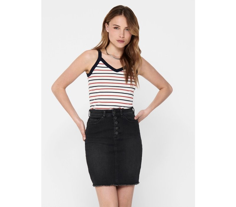 JDYNEVADA STRIPES TOP