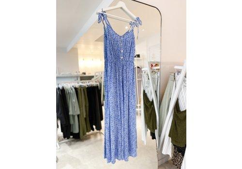 BLUE LEAF DRESS