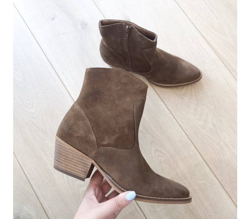 TEMPER SUEDE BOOTS