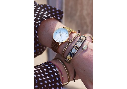 SOLID GOLD WATCH