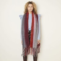 RED COLORED SCARF